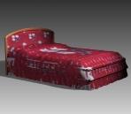 Link toFurniture - beds a046 3d model