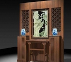 Link toFurniture-cabinets 002 3d model