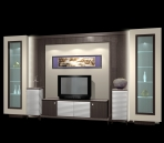Link toFurniture  - cabinets 002 - audio-visual counters 3d model