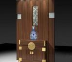 Link toFurniture-cabinets 003 3d model