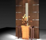 Furniture-cabinets 006 3d model