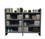 Link toFurniture- cabinets 011 - bookcase 3d model