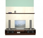 Link toFurniture- cabinets 014 - audio-visual counters 3d model