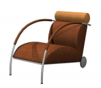 Link toFurniture - chairs 004 3d model
