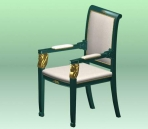 Link toFurniture -chairs  a011 3d model