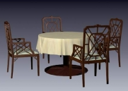 Link toFurniture -chairs  a018 3d model