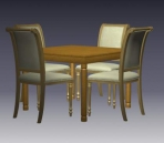 Link toFurniture -chairs  a020 3d model