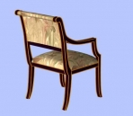 Link toFurniture -chairs  a033 3d model