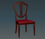 Link toFurniture -chairs  a035 3d model