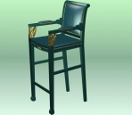 Link toFurniture - chairs  a046 3d model