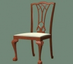 Link toFurniture - chairs  a052 3d model