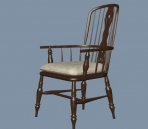 Link toFurniture - chairs  a065 3d model