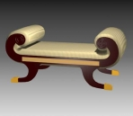 Link toFurniture - chairs a070 3d model