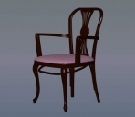Link toFurniture - chairs a074 3d model