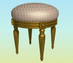 Link toFurniture - chairs a076 3d model