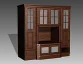 Link toFurniture -counters 016��90�� 3d model