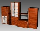 Link toFurniture -counters 017��90�� 3d model