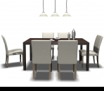 Link toFurniture- table 002 - table 3d model