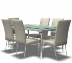 Link toFurniture- table 009 - table 3d model