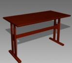 Link toFurniture -tables  a065 3d model