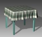 Link toFurniture -tables  a074 3d model