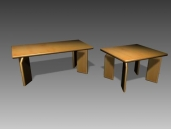 Link toFurniture -tables  a076 3d model