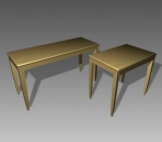 Link toFurniture -tables  a078 3d model