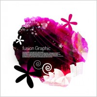 Link toFusion graphic series fashion pattern 22