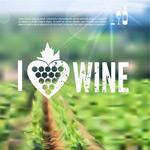 Link toFuzzy vineyard background vector