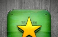 Game icon psd