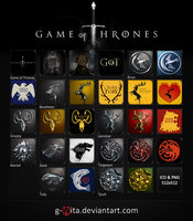 Link toGame of thrones icons