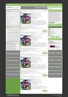 Link toGamesportal design