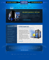 Link toGaming pc supplier web design