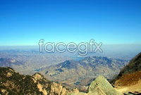 Link toGao qingtai mountains overlooking the scenic pictures