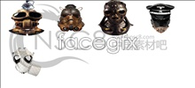 Link toGas mask desktop icons