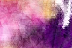 Link toGeometric vague watercolour background vector