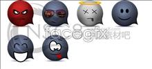 Link toGhost face desktop icons