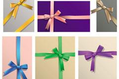 Link toGift wrap ribbons vector