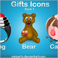 Link toGifts icons pack 1 icons pack