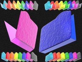 Link toGlacier bump 3d foldericonosx6