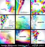 Link toGlare glow background 2 vector