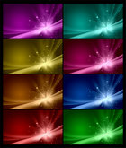 Link toGlare light background psd