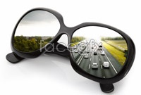 Glasses in beautiful hd pictures