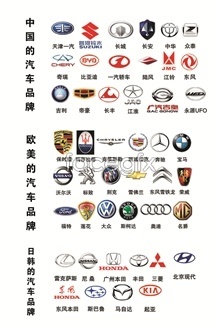 Link toGlobal automobile signs logo psd source file
