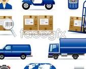 vector icon _ vector icon theme corporate express Global