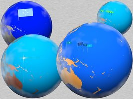 Link toGlobe pacific micronesia svg