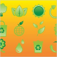 Link toGlossy nature icons