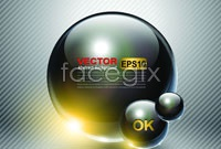 Link toGlowing crystal ball four vector