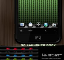 Link toGo launcher dock android