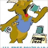Link toGoat eating peas